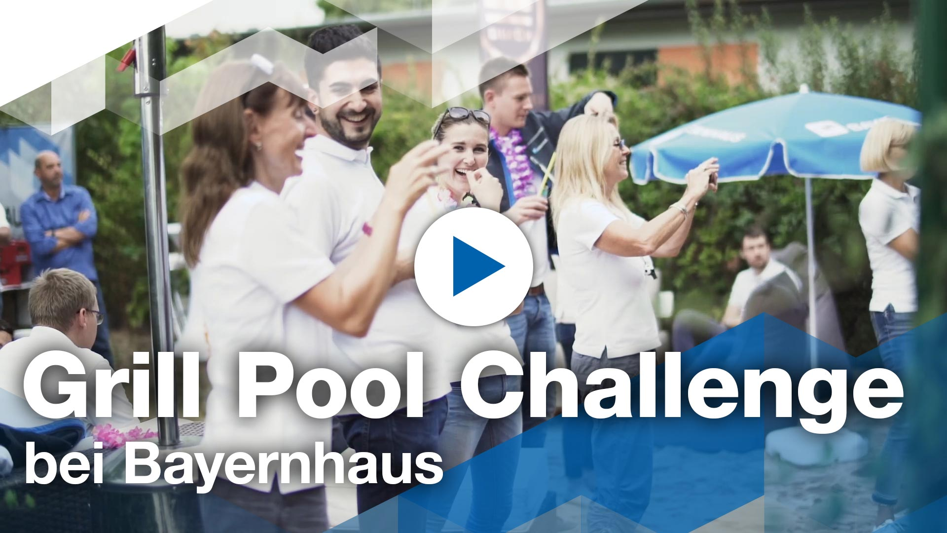 Unser Grill-Pool-Challenge Video